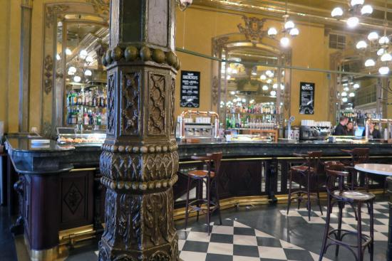 cafe indretning Cafe indretning   Picture of Cafe Iruna, Pamplona   TripAdvisor cafe indretning