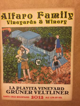 Alfaro Family Vineyards