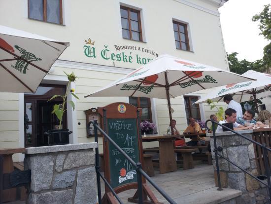 Penzion a hostinec u Ceske koruny