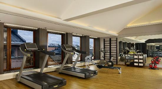 Gym 24h - kuva: Hotel Kämp, Helsinki - TripAdvisor