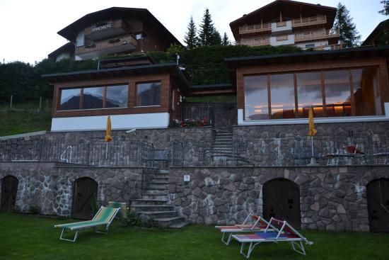 Hotel Interski: Centro benessere con vista