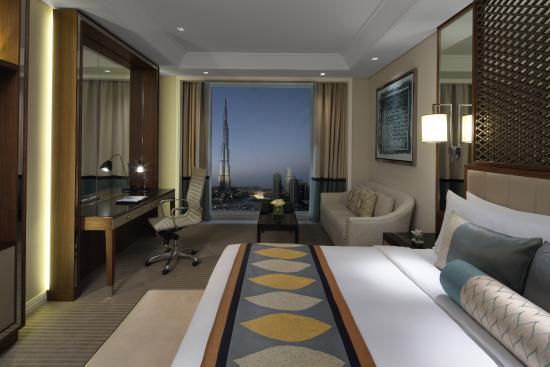 Taj dubai 127 3 8 6 39 excellent 39 2018 prices for Burj khalifa hotel rooms