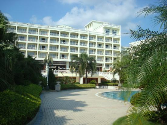 Tianfuyuan Resort: отель
