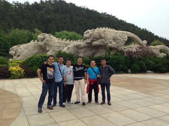 Tiger Beach : My team