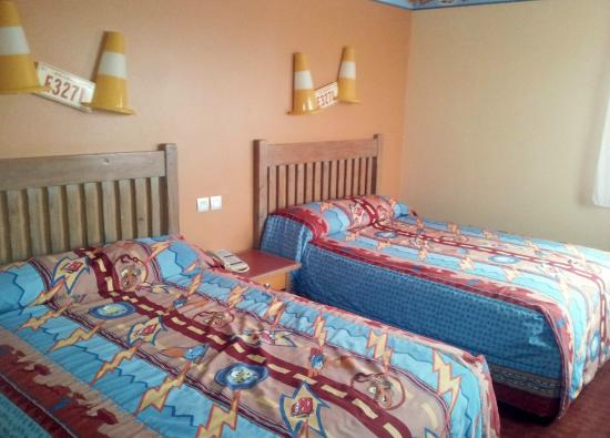 Chambre picture of disney 39 s hotel santa fe marne la for Chambre hotel disney
