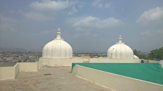 Udaipur City View From Rooftop Picture Of Kotra Haveli Udaipur