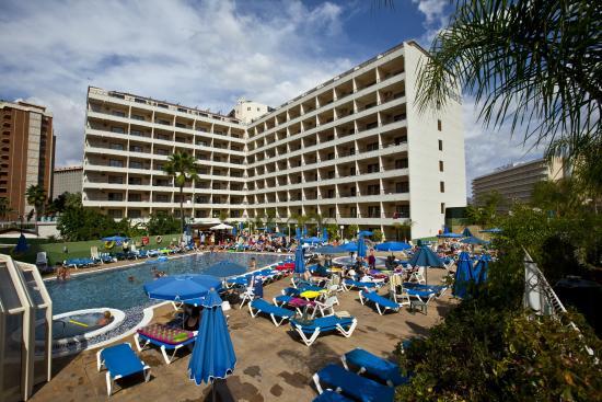 Presidente Hotel: Pool Area