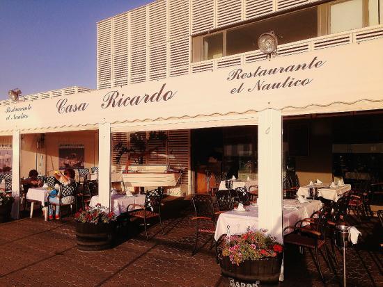 Restaurante casa ricardo de chipiona 4 picture of el nautico casa ricardo chipiona - Casa ricardo madrid ...