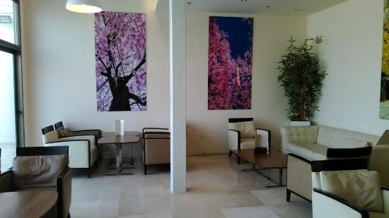 Hod Hamidbar Resort and Spa Hotel: лобби