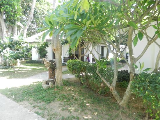 Lamai Wanta: One of the villas
