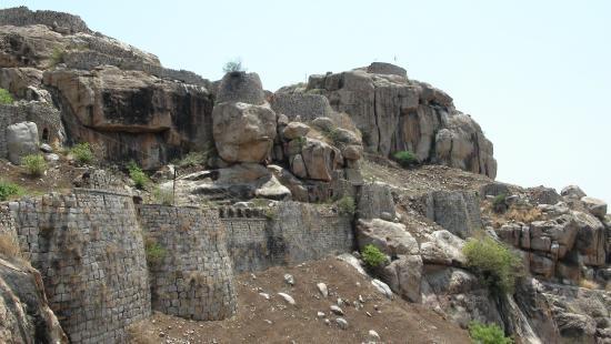 Yadgir, الهند: Yadgir Fort, Karnataka