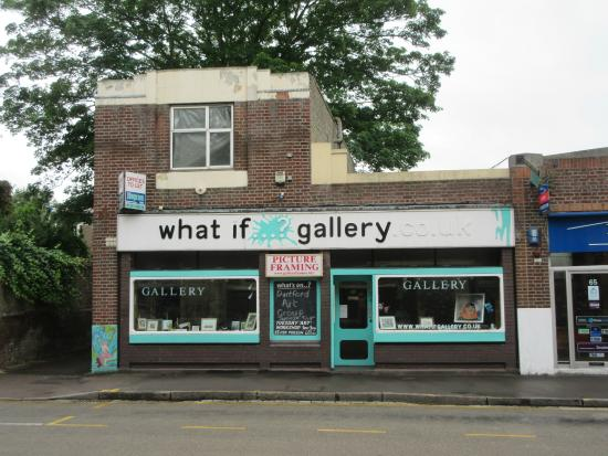 ‪What If Gallery‬