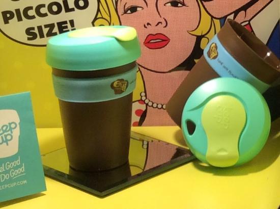 Coffee Bug Express: CBE keep Cup