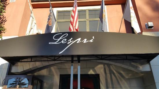 Lespri Prime Steak Sushi Bar: sign