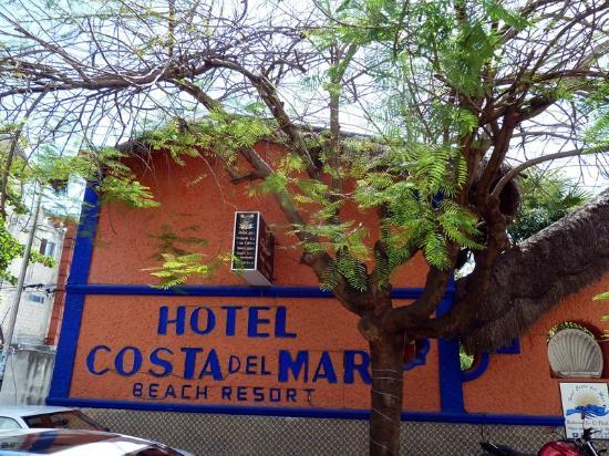 Hotel Costa del Mar: Отель и местность