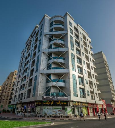 City Stay Hotel Apartment: City Stay - Exterior