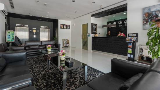 City Stay Hotel Apartment: City Stay - Reception
