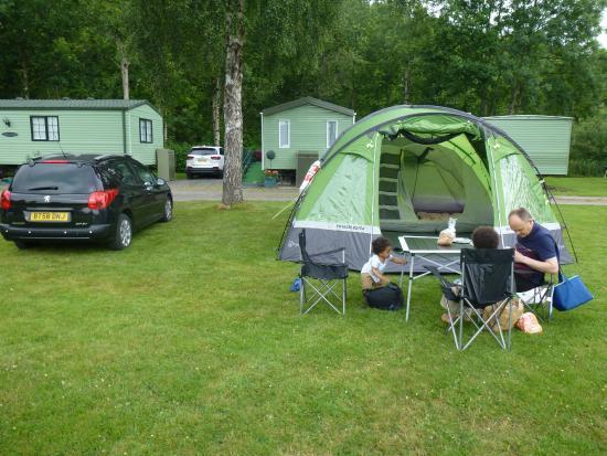 Disserth Caravan & Camping Park