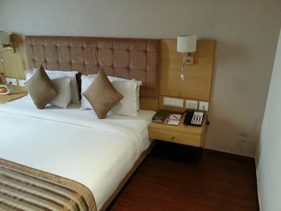 Ramada by Wyndham Neemrana: Bedside