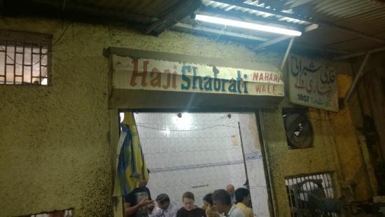 Haji Shabrati Nihari Wale