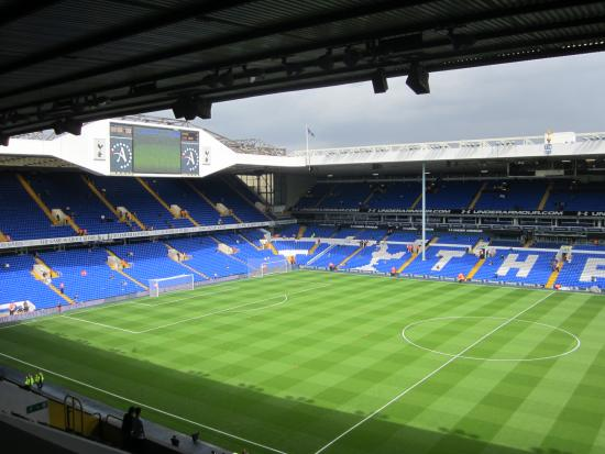 Photo of Tourist Attraction White Hart Lane at 748 High Road, London N17 0AP, United Kingdom