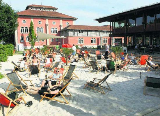 Strandbar Konstanz