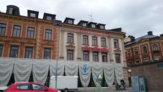 frukostmatsal kuva best western hotel baltic sundsvall tripadvisor. Black Bedroom Furniture Sets. Home Design Ideas