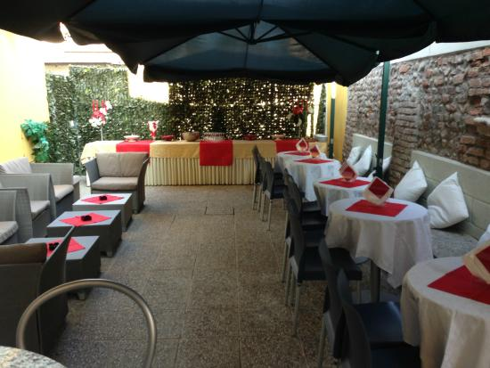 Santo Stefano Ticino, Italia: Bar