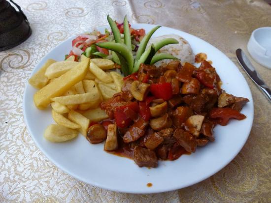 Anfora: Dinner