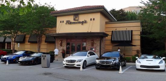 Fleming's Prime Steakhouse & Wine Bar: Flemings