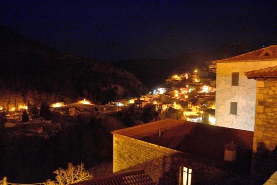 PROSELINOS Guesthouse: Proselinos view