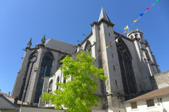 Collegiale Saint-Gengoult