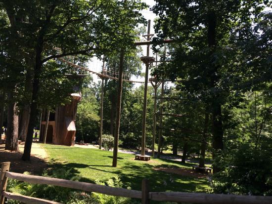 Stevens, Pensilvanya: high course