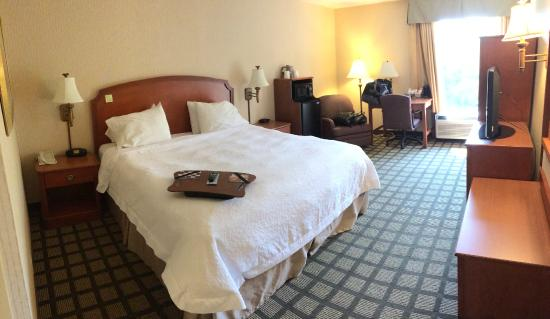 Hampton Inn & Suites Annapolis: King Room