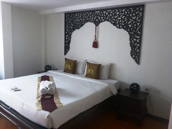 WangBurapa Grand Hotel: Our room