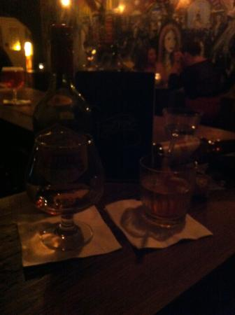 The Foxtrot: Fantastic drinks! Great vibe!