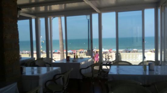 Restaurante Pena: Unas vistas maravillosas