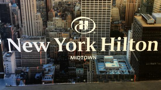 Entrance picture of new york hilton midtown new york city new york hilton midtown entrance sciox Image collections