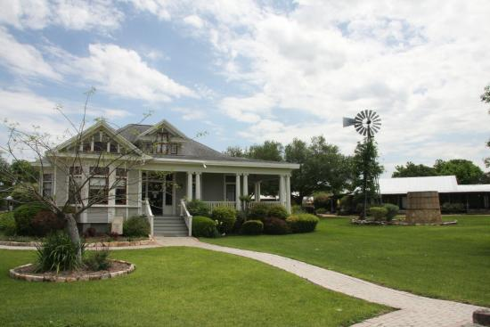 Gruene Homestead Inn: Hauptgebäude