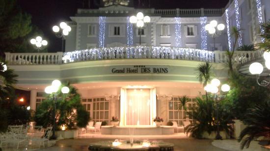 Hotel picture of grand hotel des bains riccione for Grand hotel des bain