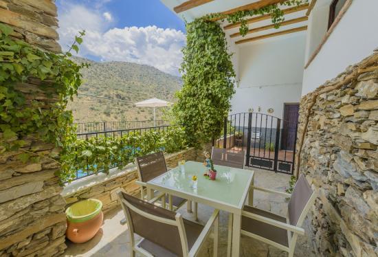 Terraza Con Barbacoa De C Antonia Y Manuel Picture Of Casa