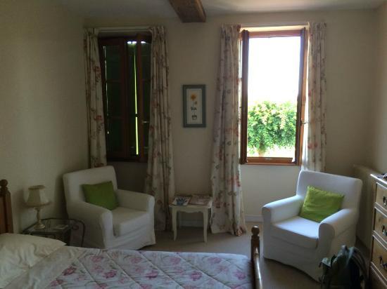 Epernay-sous-Gevrey, Francja: Guest room