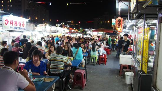 Gurney Drive Hawker Centre. Things to do in Penang