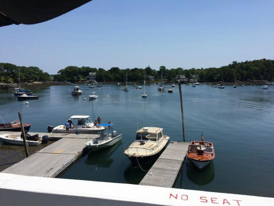 South Bristol, เมน: The Marina and Cove