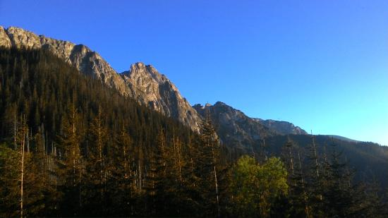 Giewont Mountain: Almost there