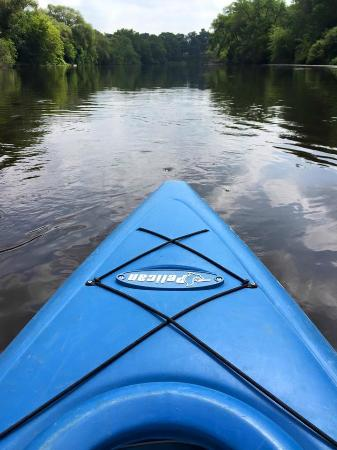 Mountain Bay Outfitters : July kayaking