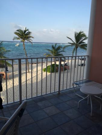 Balcony - Morritts Tortuga Club and Resort Photo