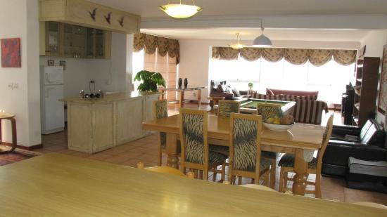 Lakeside, Sudáfrica: Dining room