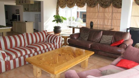 Lakeside, Sudáfrica: Lounge
