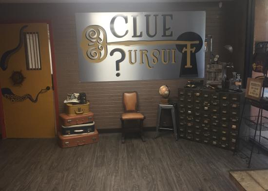 ‪Clue Pursuit‬